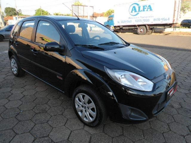 Fiesta Hatch 1.6 Class 4p Manual Completo