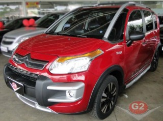Air Cross 1.6 GLX 16V FLEX 4P MANUAL