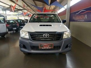 Hilux 3.0 4X4 CS CHASSI 16V TURBO INTERCOOLER
