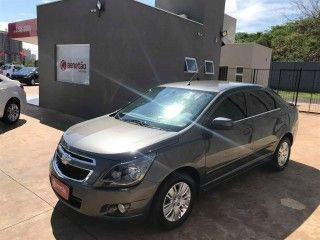 Cobalt 1.8 MPFI LTZ 8V FLEX 4P MANUAL