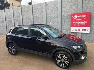T-Cross 1.0 200 TSI TOTAL FLEX AUTOMÁTICO