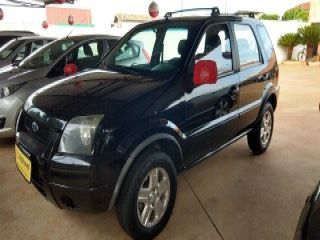 EcoSport 1.6 XLS FREESTYLE 8V FLEX 4P MANUAL