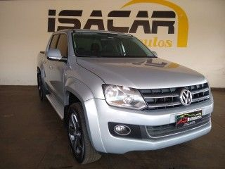 Amarok 2.0 HIGHLINE 4X4 CD 16V TURBO INTERCOOLER DIESEL 4P AUTOMÁTICO