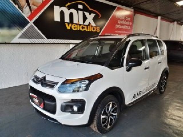 Citroen Air Cross 2015