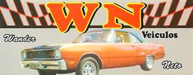 Mostrar Todos os Veículos de W.N. Ve�culos