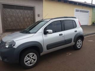 Veículo: Fiat - Uno - 1.4 Way 4P.  em Ribeirão Preto