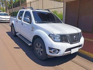 Veículo: Nissan - Frontier - 2.8 Attack 4x2 em Sertãozinho