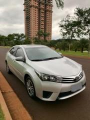 Veículo: Toyota - Corolla - GLI 1.8 Aut. 4P.  em Ribeirão Preto