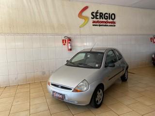 Veículo: Ford - Ka - 1.0 IMAGE 2P MANUAL em Pitangueiras
