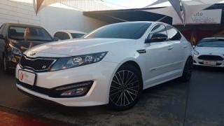 Veículo: Kia - Optima - 2.4 EX 16V GASOLINA 4P AUTOMÁTICO em Ribeirão Preto