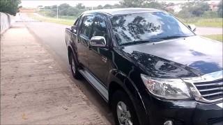 Veículo: Toyota - Hilux - 3.0 SRV 4X4 CD 16V TURBO INTERCOOLER DIESEL 4P AUTOMÁTICO em Ribeirão Preto