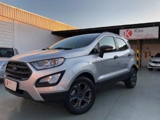 Veículo: Ford - EcoSport - 1.5 TIVCT FLEX FREESTYLE AUTOMÁTICO em Ribeirão Preto