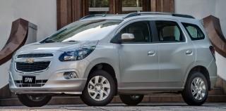 Veículo: Chevrolet (GM) - Spin - 1.8 LTZ 8V FLEX 4P AUTOMÁTICO em Ribeirão Preto