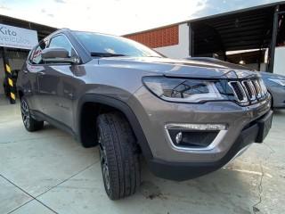 Veículo: Jeep - Compass - 2.0 16V DIESEL LIMITED 4X4 AUTOMÁTICO em Ribeirão Preto