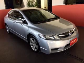 Civic 1.8 LXS 16V FLEX 4P MANUAL