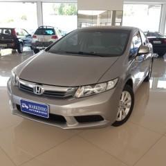 Veículo: Honda - Civic - LXS 1.8 AUT. em Franca