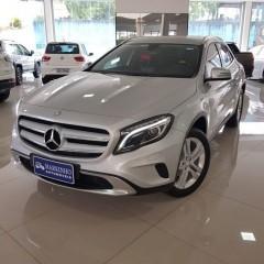Veículo: Mercedes-Benz - GLA  - ADVANCE 1.6 TURBO FLEX em Franca