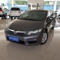Veículo: Honda - Civic - LXS 1.8 FLEX AUT. em Franca