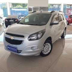 Veículo: Chevrolet (GM) - Spin - LT 1.8 AUT. em Franca