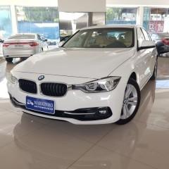 Veículo: BMW - 320i - ACTIVE FLEX 2.0 em Franca