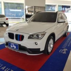 Veículo: BMW - X1 - S DRIVE TURBO ACTIVEFLEX em Franca