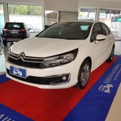 Veículo: Citroen - C4 Lounge - 1.6 THP em Franca