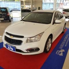 Veículo: Chevrolet (GM) - Cruze - SPORT LT 1.8 AUT. FLEX E GNV em Franca