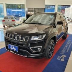 Veículo: Jeep - Compass - Limited 2.0 4x2 Flex Aut. em Franca