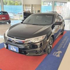 Veículo: Honda - Civic - EXL 2.0 CVT em Franca