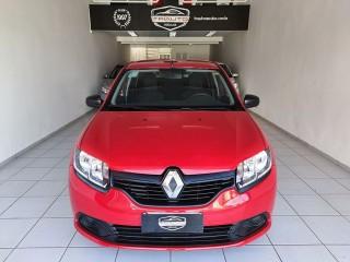 Veículo: Renault - Logan - 1.0 12V SCE AUTHENTIQUE em Ribeirão Preto
