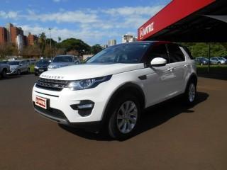 Veículo: Land Rover - Discovery - 2.0 16V TD4 TURBO DIESEL SE 4P AUTOMÁTICO em Ribeirão Preto