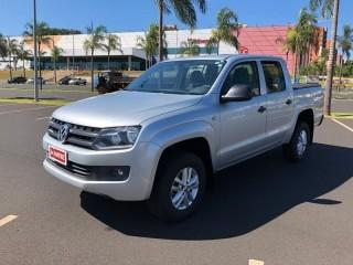 Veículo: Volkswagen - Amarok - 2.0 S 4X4 CD 16V TURBO INTERCOOLER DIESEL 4P MANUAL em Ribeirão Preto