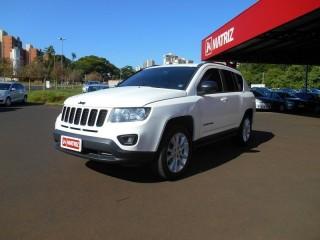 Veículo: Jeep - Compass - 2.0 SPORT 4X2 16V GASOLINA 4P AUTOMÁTICO em Ribeirão Preto