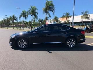 Veículo: Kia - Cadenza - 3.5 V6 24V GASOLINA 4P AUTOMÁTICO em Ribeirão Preto