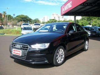 Veículo: Audi - A3 - 1.4 TFSI SEDAN 16V GASOLINA 4P S-TRONIC em Ribeirão Preto