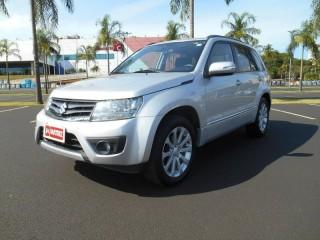 Veículo: Suzuki - Grand Vitara - 2.0 LIMITED EDITION 4X2 16V GASOLINA 4P AUTOMÁTICO em Ribeirão Preto