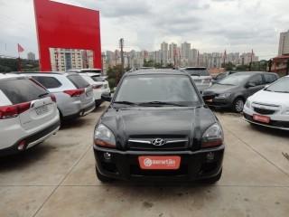 Veículo: Hyundai - Tucson - 2.0 MPFI GLS 16V 143CV 2WD GASOLINA 4P AUTOMÁTICO em Ribeirão Preto