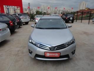 Veículo: Toyota - Corolla - 1.8 GLI 16V FLEX 4P AUTOMÁTICO em Ribeirão Preto