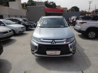 Veículo: Mitsubishi - Outlander - 2.0 16V GASOLINA 4P AUTOMÁTICO em Ribeirão Preto