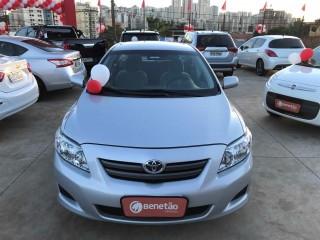 Veículo: Toyota - Corolla - 1.8 XLI 16V FLEX 4P AUTOMÁTICO em Ribeirão Preto