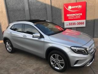 Veículo: Mercedes-Benz - GLA  - 2.0 16V TURBO GASOLINA ENDURO 4P AUTOMÁTICO em Ribeirão Preto