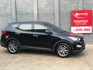 Veículo: Hyundai - Santa Fé - 3.3 MPFI 4X4 V6 270CV GASOLINA 4P AUTOMÁTICO em Ribeirão Preto