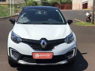 Veículo: Renault - Captur - 1.6 16V SCE FLEX INTENSE X-TRONIC em Ribeirão Preto
