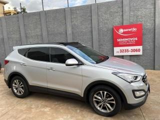 Veículo: Hyundai - Santa Fé - 3.3 MPFI 4X4 7 LUGARES V6 270CV GASOLINA 4P AUTOMÁTICO em Ribeirão Preto