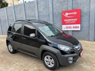 Veículo: Fiat - Idea - 1.8 MPI ADVENTURE 16V FLEX 4P MANUAL em Ribeirão Preto