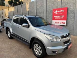 Veículo: Chevrolet (GM) - S-10 - 2.4 LTZ 4X2 CD 8V FLEX 4P MANUAL em Ribeirão Preto