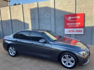 Veículo: BMW - 320i - 2.0 SPORT 16V TURBO ACTIVE FLEX 4P AUTOMÁTICO em Ribeirão Preto