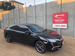 Veículo: Honda - Civic - 1.5 16V TURBO GASOLINA TOURING 4P CVT em Ribeirão Preto
