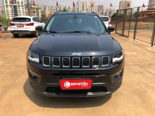Veículo: Jeep - Compass - 2.0 16V FLEX LONGITUDE AUTOMÁTICO em Ribeirão Preto