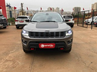 Veículo: Jeep - Compass - 2.0 16V DIESEL TRAILHAWK 4X4 AUTOMÁTICO em Ribeirão Preto